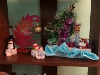 Выставка поделок «Новогодняя игрушка из вторичного сырья»